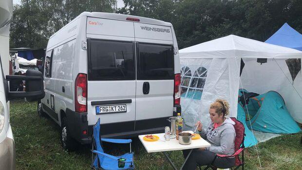 Dauertest Weinsberg Wilma