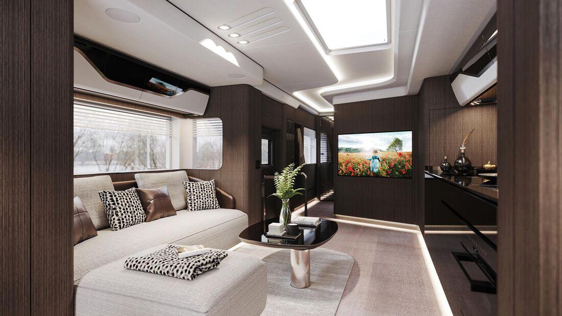Dembell, Neuheiten 2022, Luxus-Liner