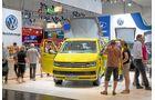 Den VW California auf Basis des T6 gibt es in 3 Ausfuehrungen.