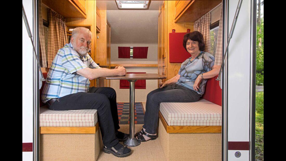 Den ersten Camper bauen Raimund und Veronika vor 50 Jahren, eine Dekade später gründen sie Bimobil.