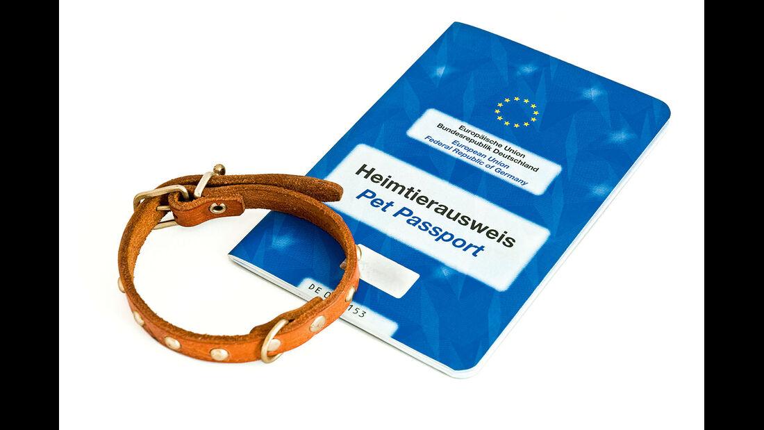 Der EU-Heimtierausweis.