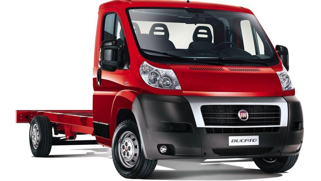 Der Fiat Ducato ist Deutschlands meistverkauftes Basisfahrzeug für Reisemobile. Er lässt auch die einheimische Konkurrenz hinter sich.