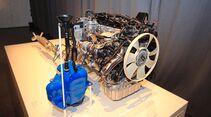"""Der Mercedes Sprinter war einer der ersten Transporter, der mit Euro-6- Motoren und """"intelligenter Lichtmaschine"""" antrat."""