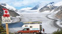 Der Salmon Glacier.