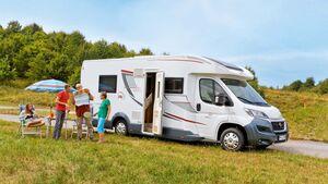Der Zefiro 282 TL ist ein Familienmobil der etwas anderen Art.