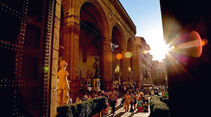 Der beeindruckende Palazzo Vecchio.
