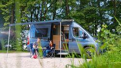 Der erste Campingbus von Carado zeigt in der 5,40 Meter kurzen Variante, wie die Einsteigermarke in diesem Segment künftig mitmischen will.
