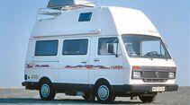 Der kultige LT 1 war mit seiner breiten Karosserie perfekt für große Campingbusse.