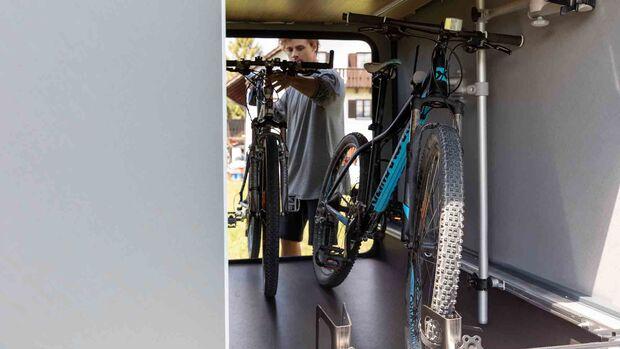 Dethleffs Bike Carrier