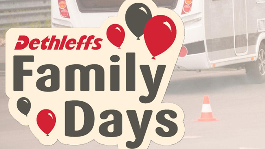 Dethleffs Family Days