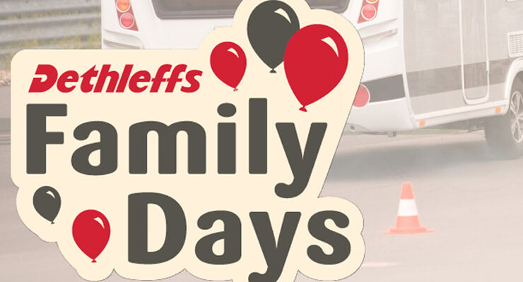 Dethleffs Family Days