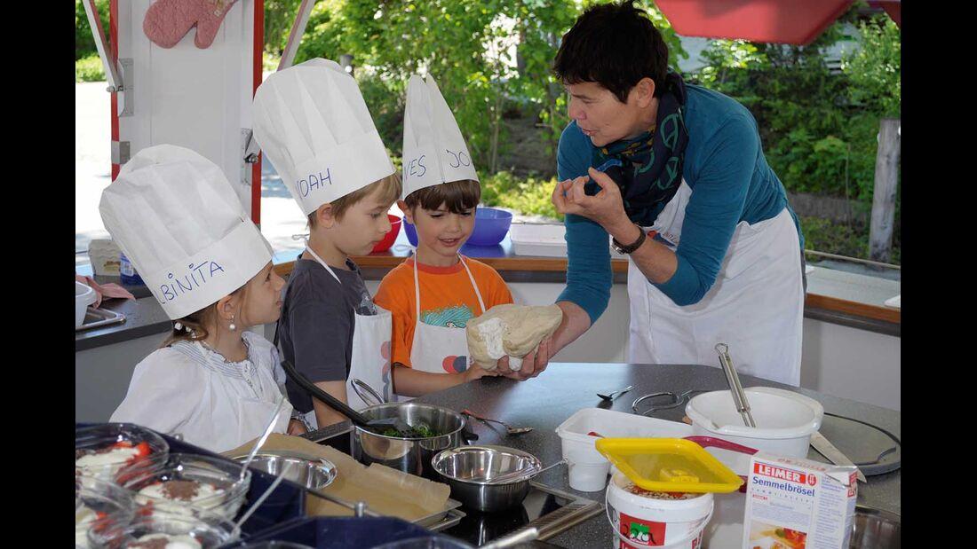 Dethleffs Family Stiftung Rollende Küche