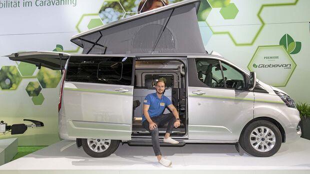 Dethleffs Globevan eHybrid (2020)