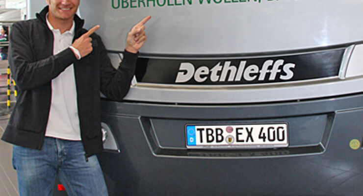 Dethleffs, reisemobil, wohnmobil
