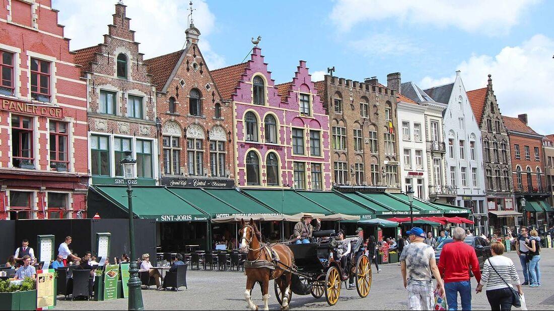 Die 120 000-Einwohner-Stadt hat ein besonders schönes historisches Zentrum.