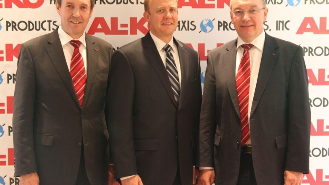 Die Alko Kober Group übernimmt den Achsenproduzenten Axis Products Inc. und erwirbt einen Umsatz von 50 Millionen US-Dollar