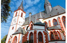 Die Basilika St. Martin in Bingen.