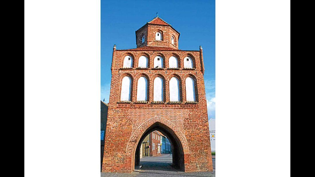Die Bernsteinstadt gilt als Tor zur Küstenregion um die Halbinsel Fischland-Darß-Zingst.