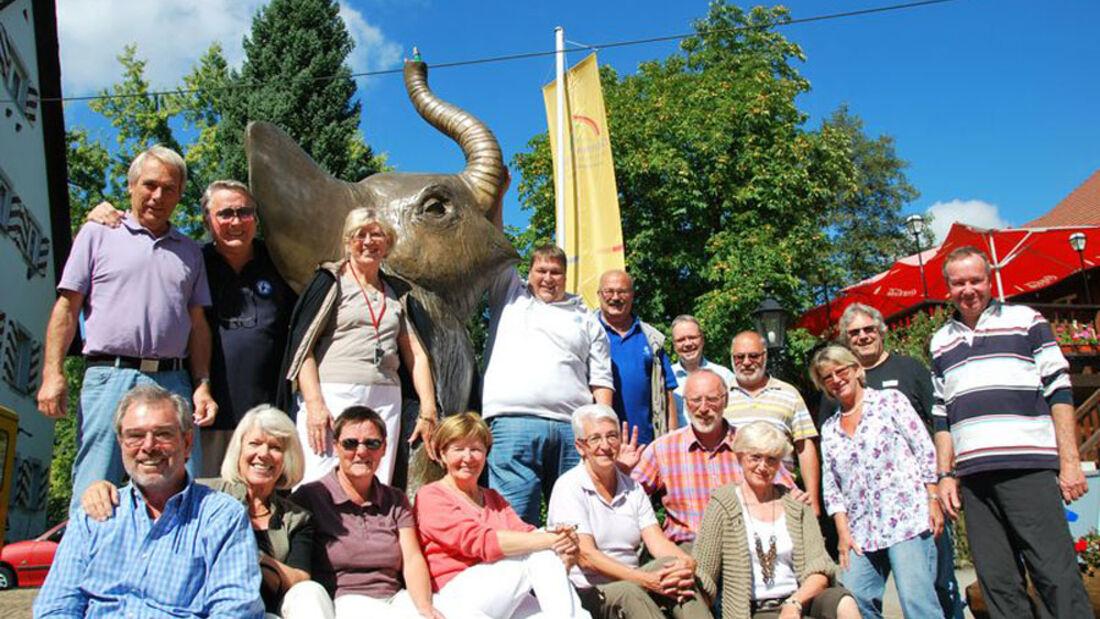 Die Camp-Challenge-Tour 2012