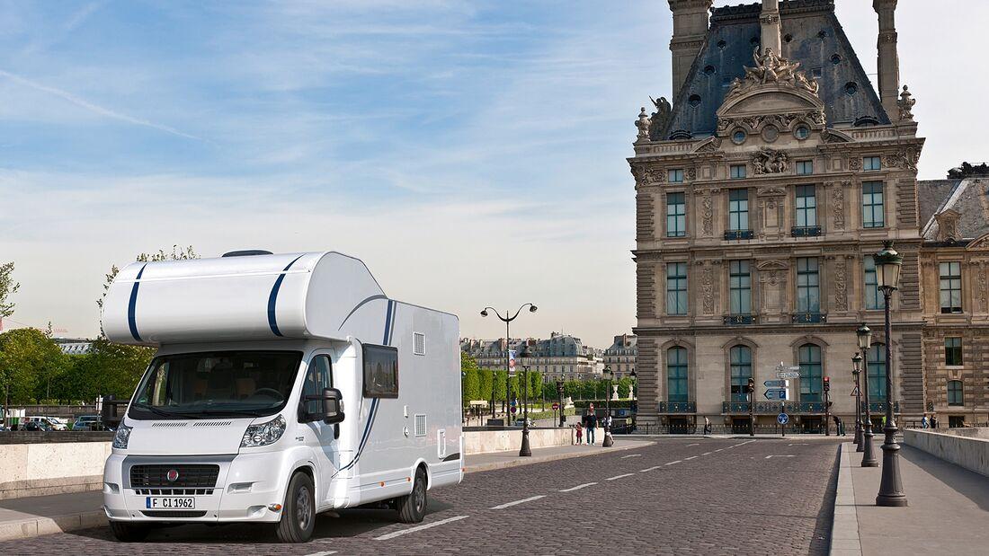 Die Caravaningindustrie verzeichnete im ersten Halbjahr  Produktionssteigerungen bei Reisemobilen und Rückgänge bei Caravans.