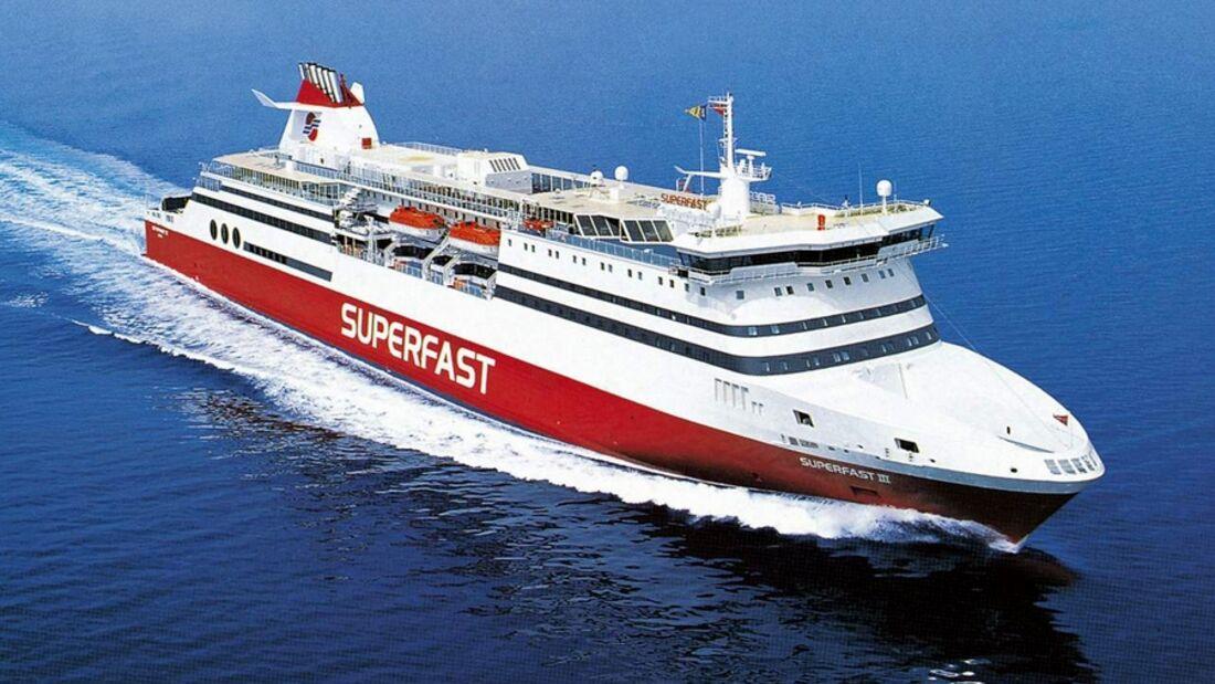 """Die Deutschen Botschaft berichtet wiederholt von """"blinden Passagieren"""" auf Griechenlandfähren, versteckt in Urlauberfahrzeugen"""