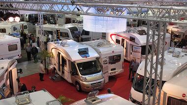 Die European Caravan Federation (ECF) präsentiert Verkaufszahlen von Freizeitfahrzeuge in Europa