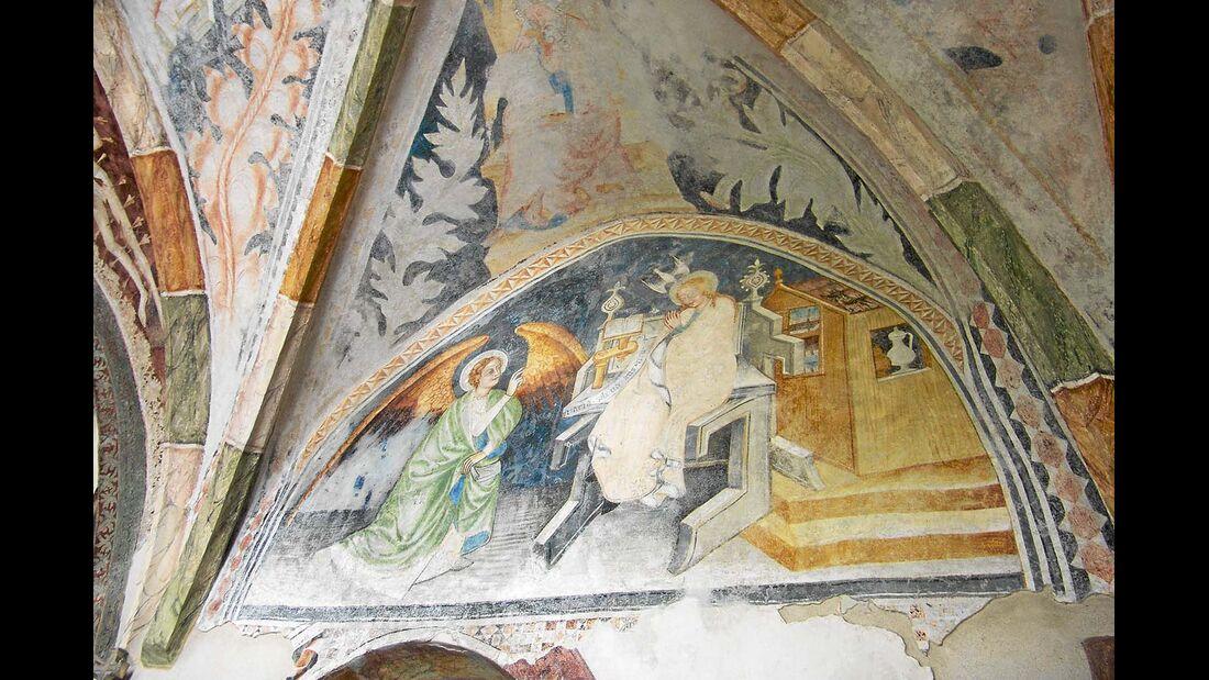 """Die Fresken in der """"Stiftskirche Unserer Lieben Frau"""""""