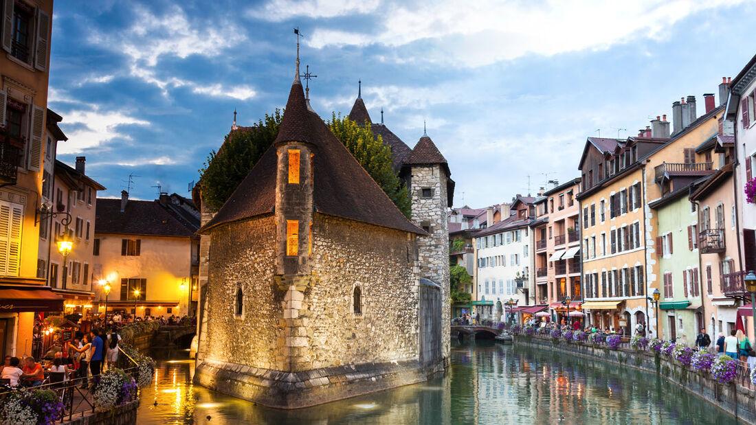 Die Gäste erwartet beim Tischer-Treffen in Frankreich vielfältige Möglichkeiten und ein abwechslungsreiches Programm.