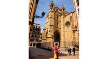Die Kirche St. Vicente stammt aus der ersten Hälfte des 16. Jahrhunderts.