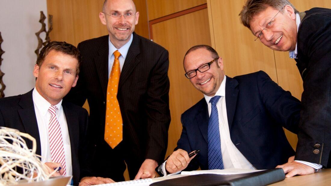 Die Knaus Tabbert GmbH schreibt auch 2011, im zweiten Jahr nach dem Neustart, deutlich schwarze Zahlen.