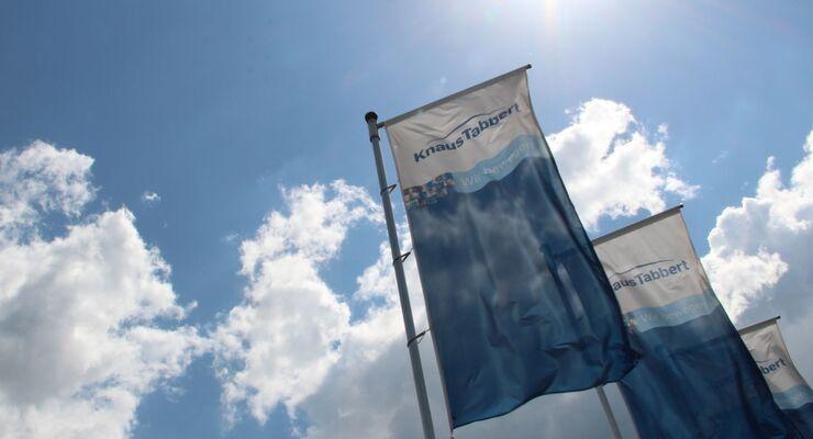 Die Knaus Tabbert GmbH steigert im zweiten Jahr in Folge deutlich ihren Umsatz, um 32 Prozent auf 238,6 Millionen Euro.