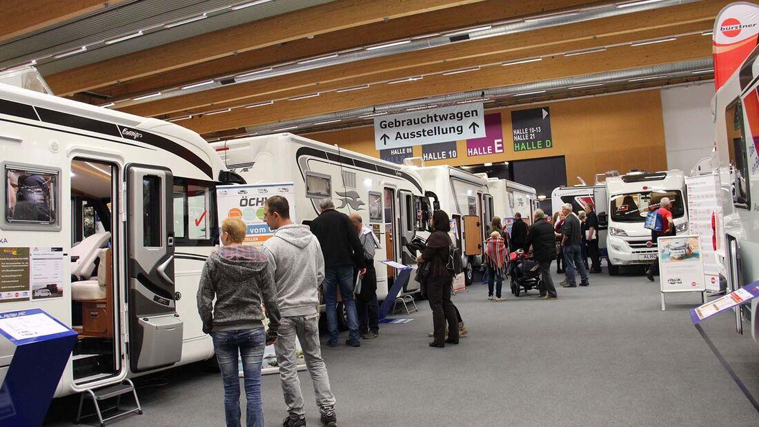 Die Seidenstraße wird auf dem Caravan Salon Austria präsentiert