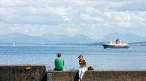 Die Ueberfahrt auf die faszinierende Inselwelt der Hebriden wird erschwinglicher.