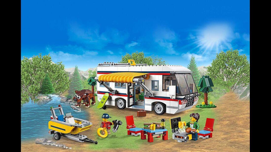 Die Vorfreude auf den Urlaub wächst, wenn sich die Kinder schon spielerisch damit beschäftigen können.