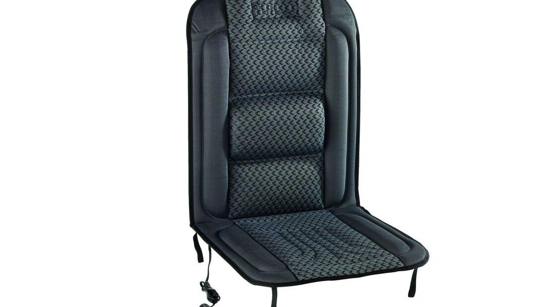 Die beheizbare Sitzauflage MagicComfort MH 40 soll eine besonders einfache und bequeme Möglichkeit sein, den Fahrersitz zu wärmen.