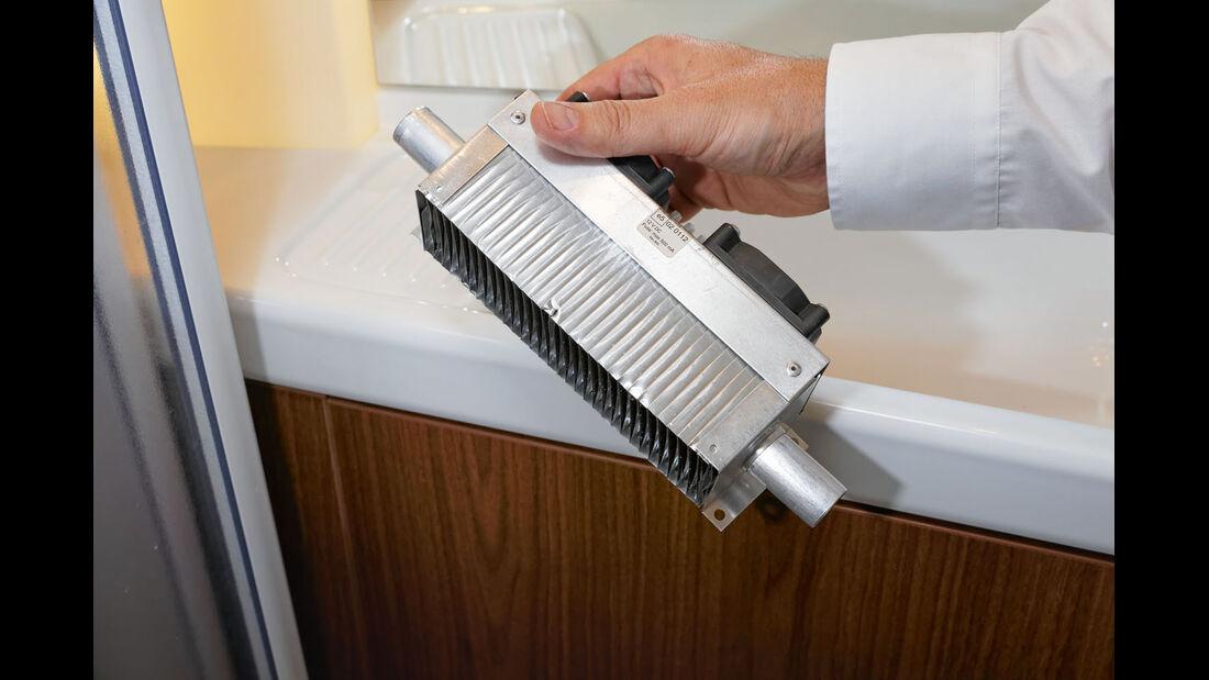 Die kleineren Booster kommen oft im Bad zum Einsatz.