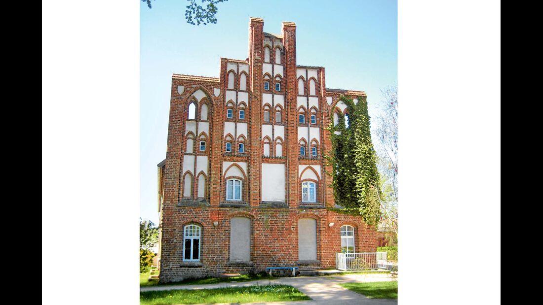 Die schönsten gotischen Sehenswürdigkeiten finden sich auf dem Gelände des Klosters Sonnenkamp.