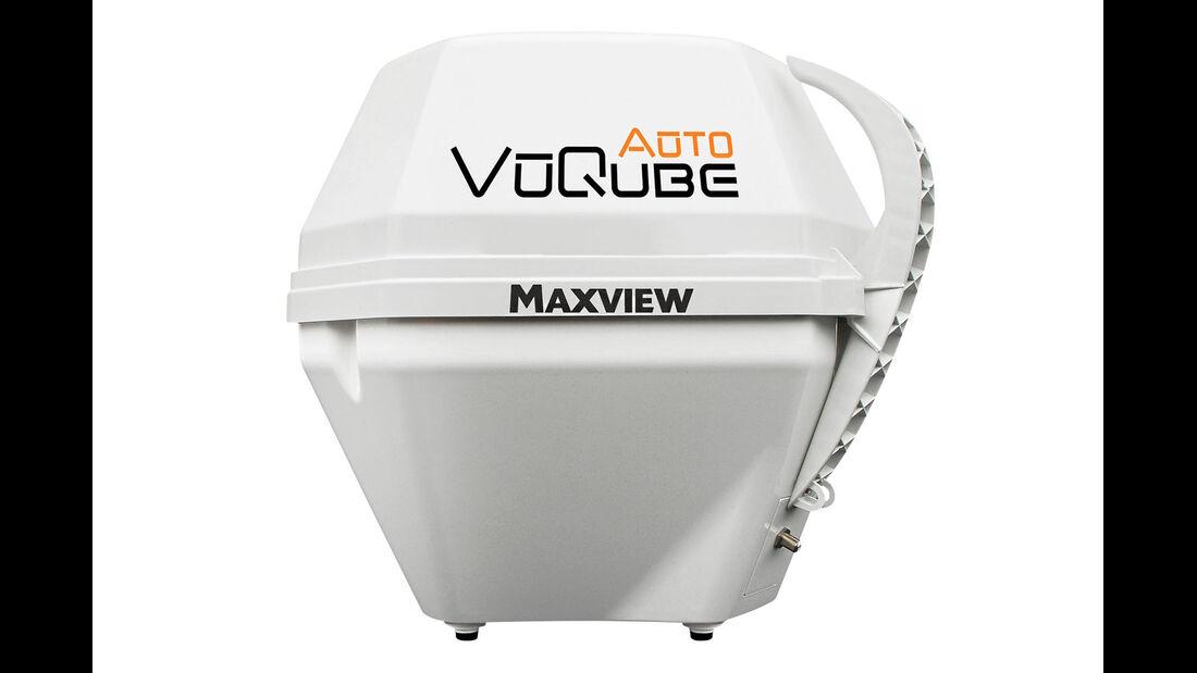 Die tragbare Antenne Voqube von Maxview.