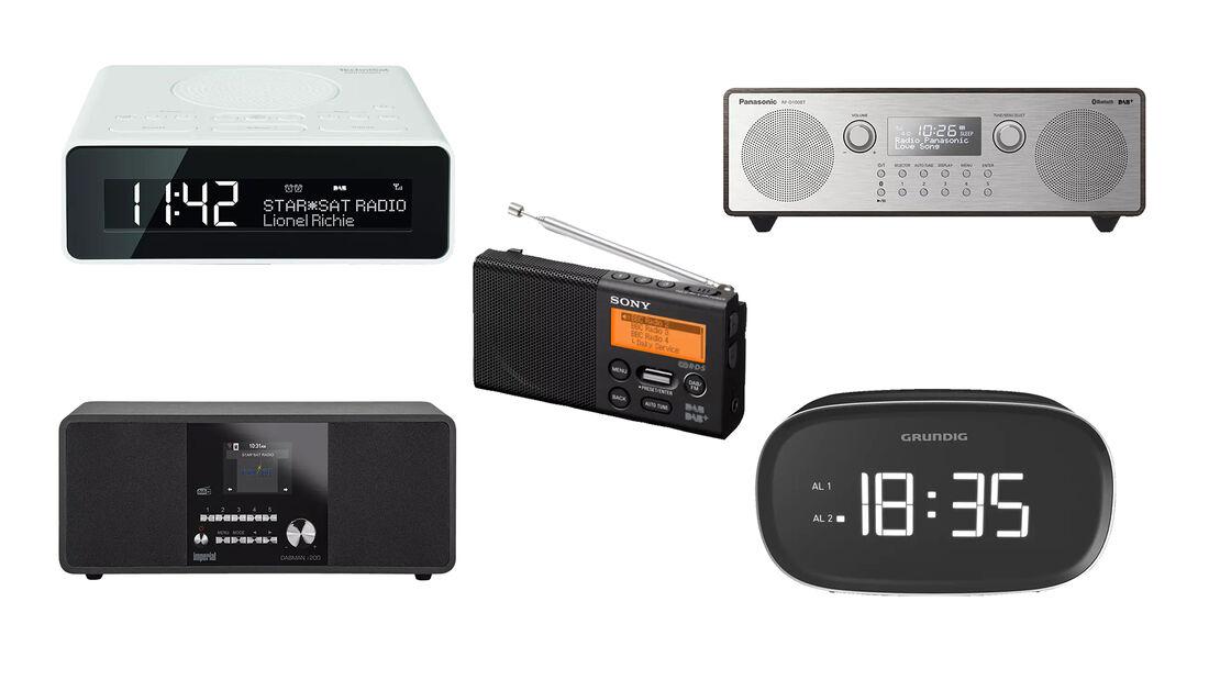 Digitalradios Media Markt