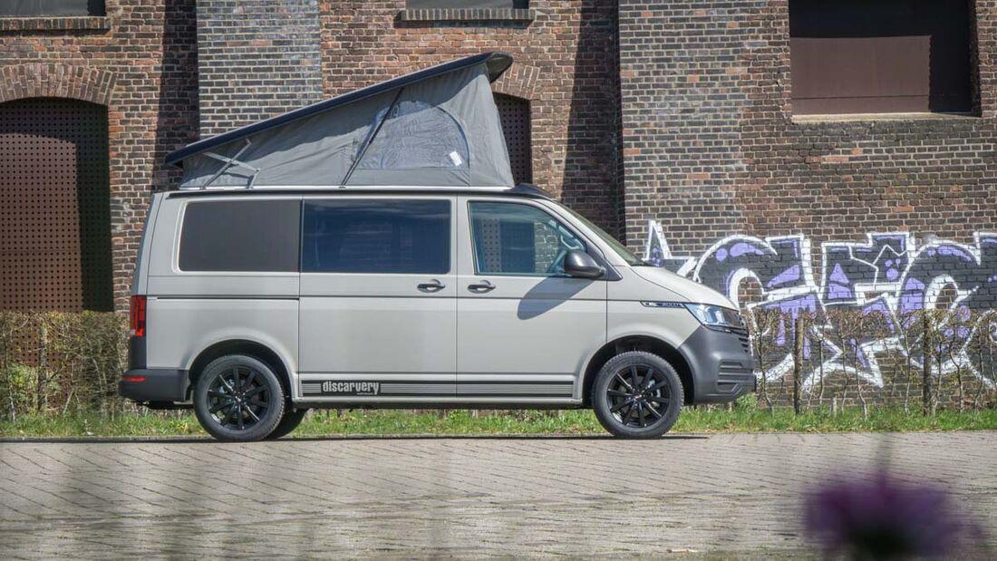 Discarvery VW T6.1 Black Edition