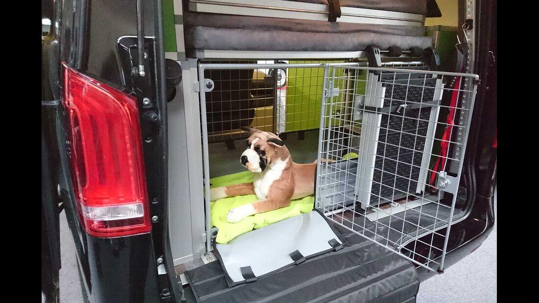 Dogscamper Campingbus Vito (2017)