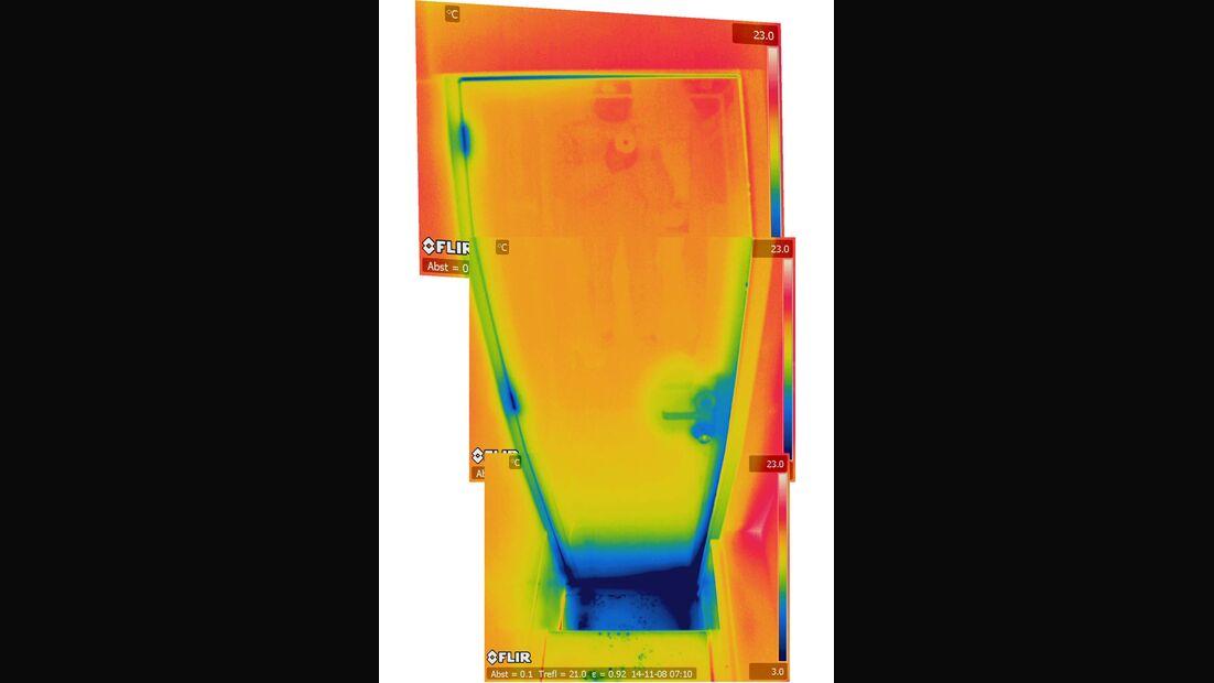 Dopfer, Thermografie