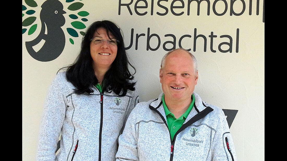 Dorothee und Klaus Hünerkopf