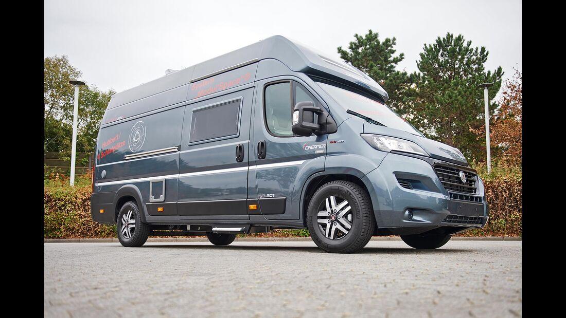 Dreamer Camper Van XL (2019)