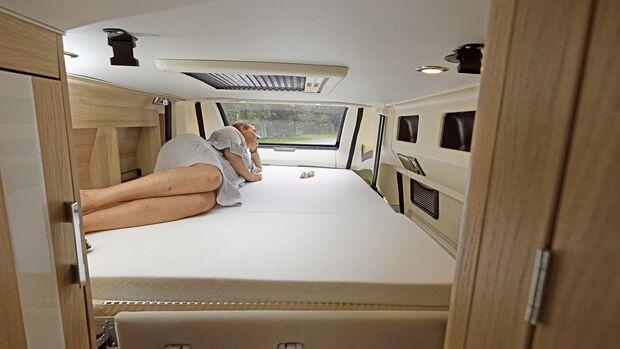 Dreamer Camper Van XL Limited