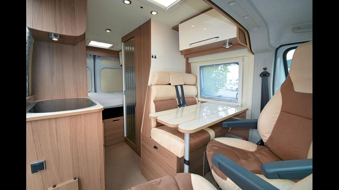Dreamer D 43 Campingbus