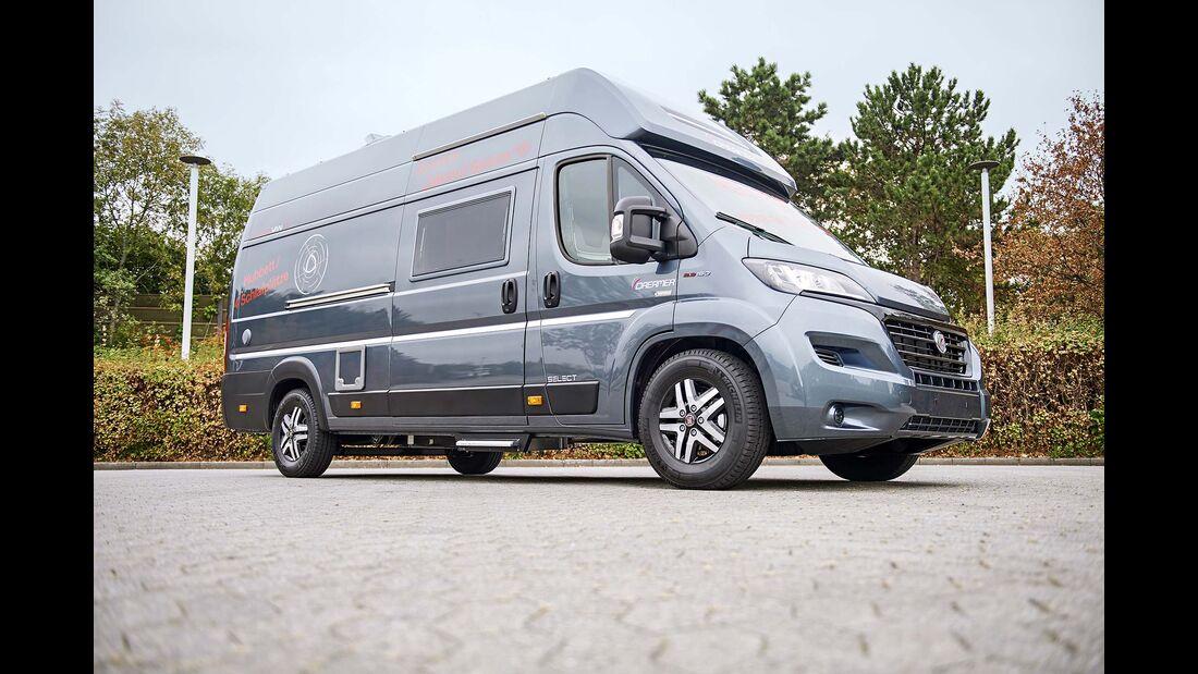 Dreamer Select Camper Van XL