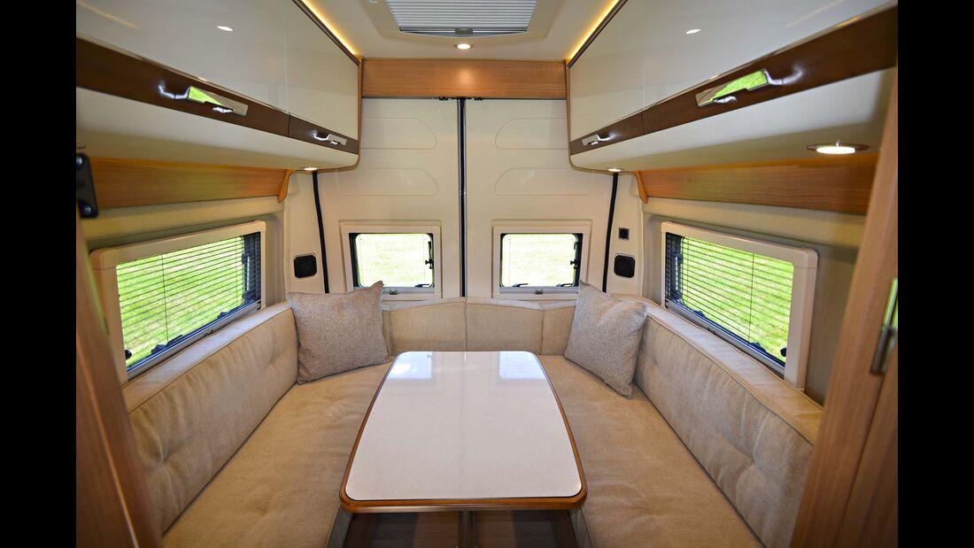 Dreamer Select Living Van
