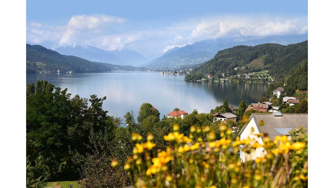 Dreiländereck Kärnten