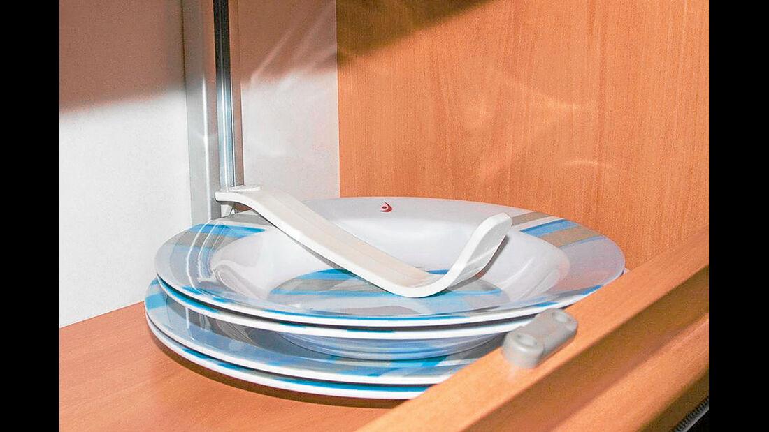 Druckbügel für Teller von Fritz-Berger